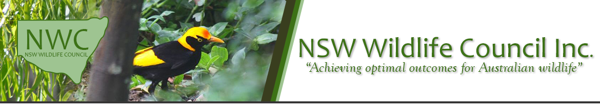 NWC – NSW Wildlife Council