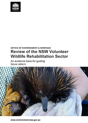 aee0aede081a1c Review of the NSW Volunteer Wildlife Rehabilitation Sector